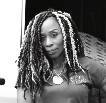 Faces Of 2020 - Mobile Wellness - Vanessia Norris