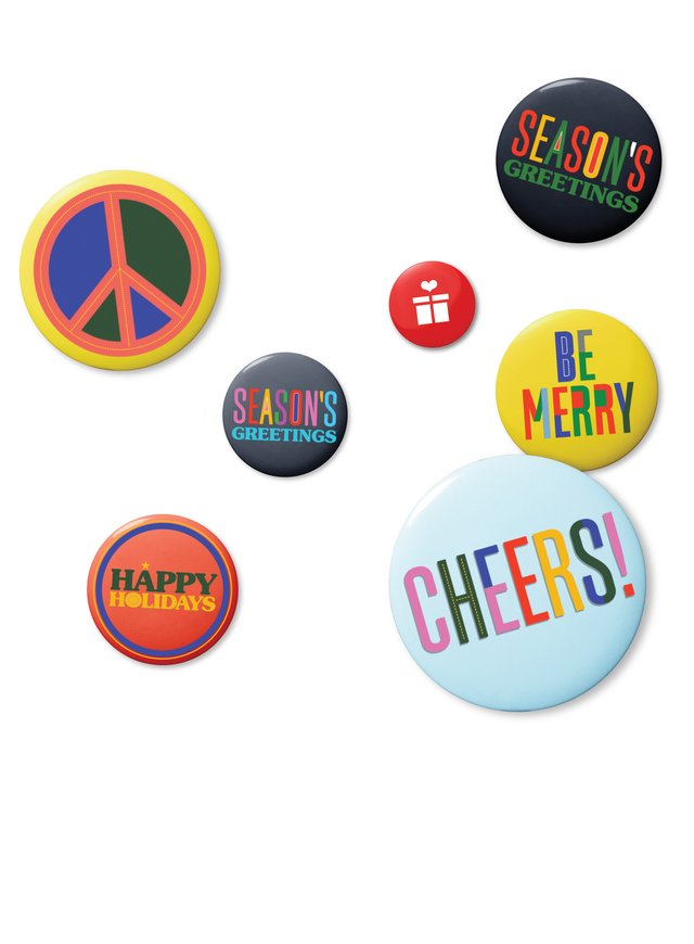 Buttons from Gift Guide
