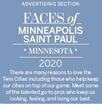 Faces Of 2020 - Logo