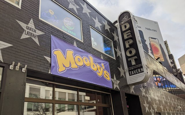 Mooby's at First Ave's Depot Tavern
