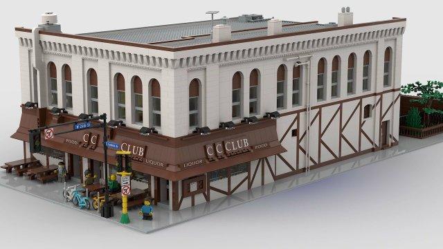 LEGO CC Club
