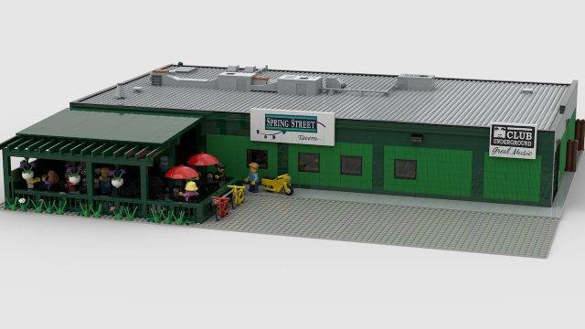 LEGO Spring Street