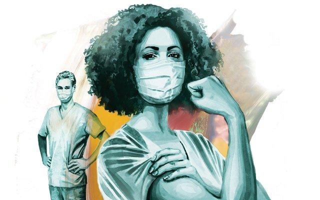 Nurses illustration