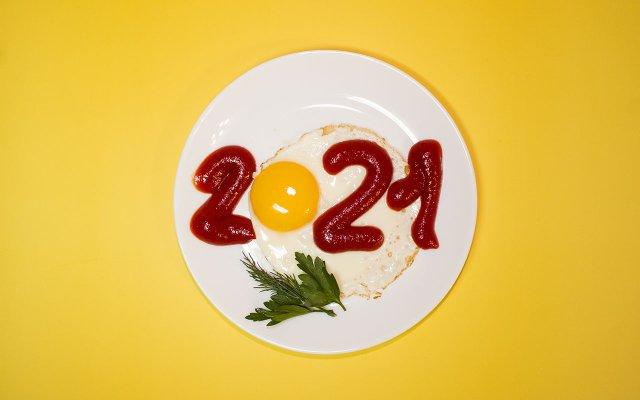 2021 on Eggs