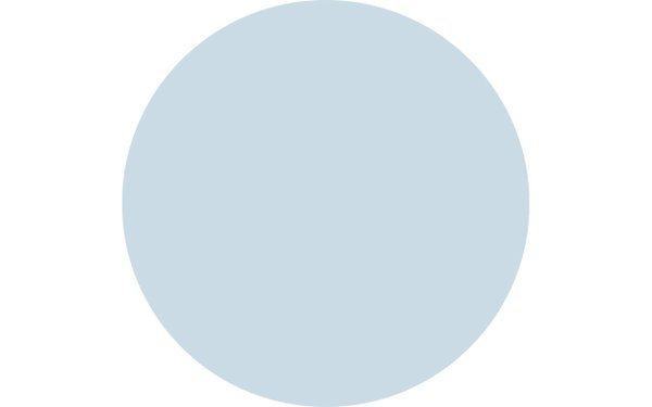 Hirshfields paint color, Simple Serenity