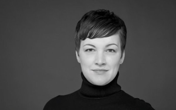 portrait of Trina Sandschafer
