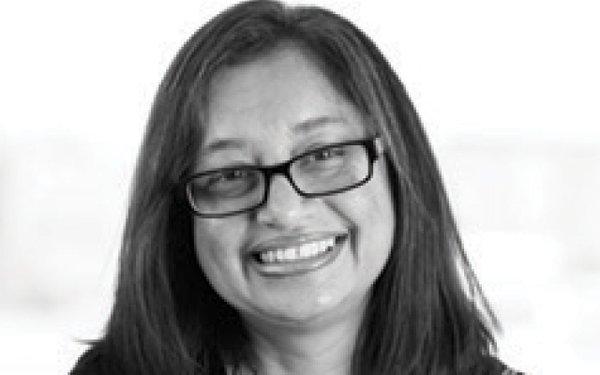 portrait of Malini Srivastava