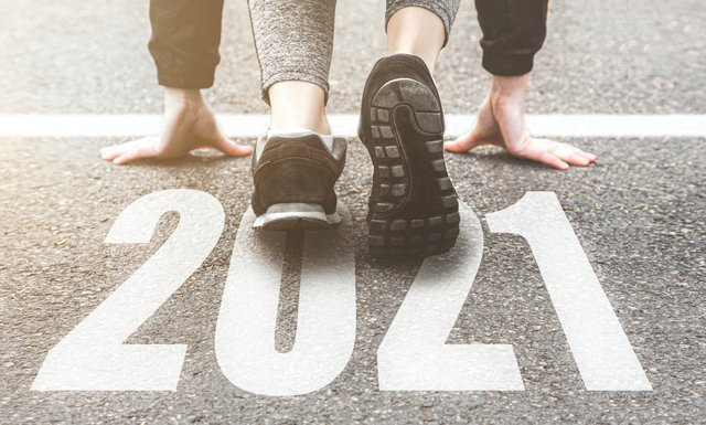 2021 Starting Line