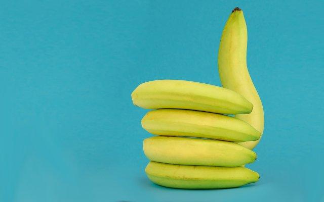 Thumbs Up Banana