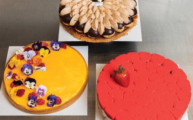 Marc Heu Desserts