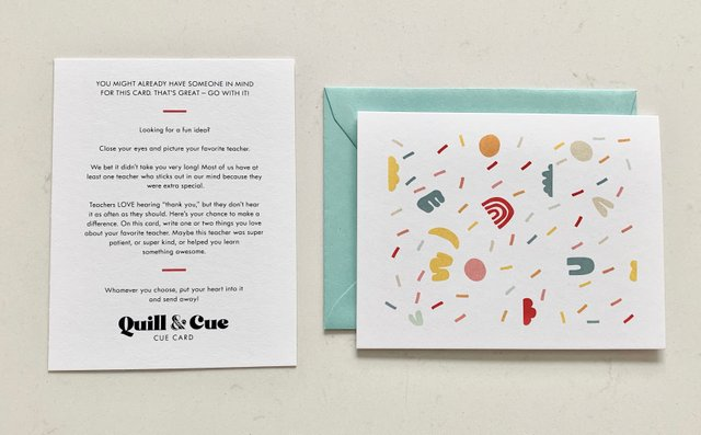 Quill and Cue Kid Subscription