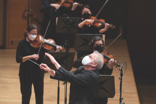 Minnesota Orchestra during Pandemic