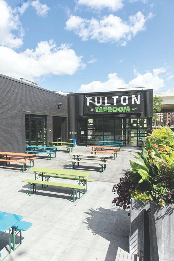 Fulton Taproom Summer 2020