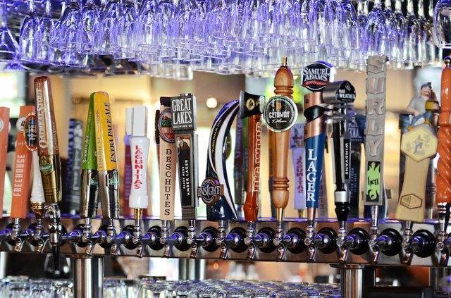 Taps at Longfellow Grill