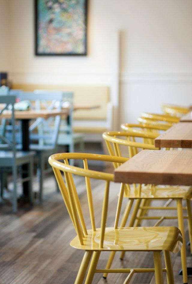 Inside of Restaurant 2