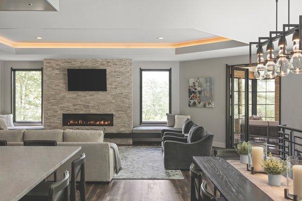 Kitchen by Hartman Homes