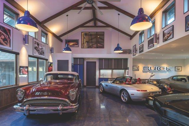 Garage by Hagstrom Builder