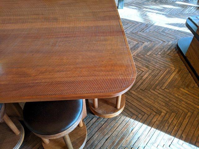 grooved table sooki mimi
