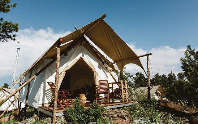 Yurt extrior