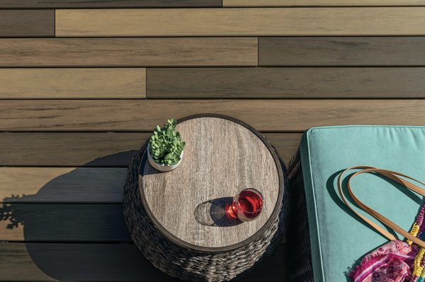 Multicolor Decking by TimberTech
