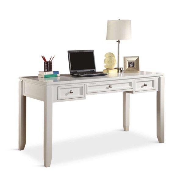 HOM Furniture Boca White Desk