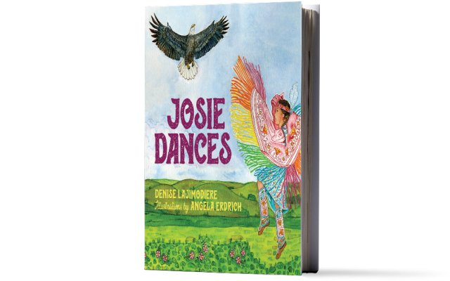 Book cover for Josie Dances