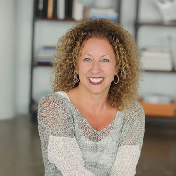 Amy Zaroff portrait