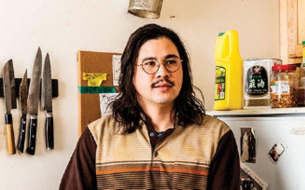 Kenji Yee portrait