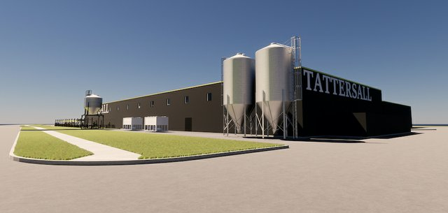 tattersall distillery