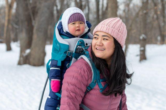 Remona Htoo (daughter, Emma)
