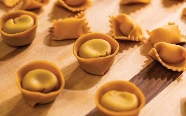 Two types of Tortellini