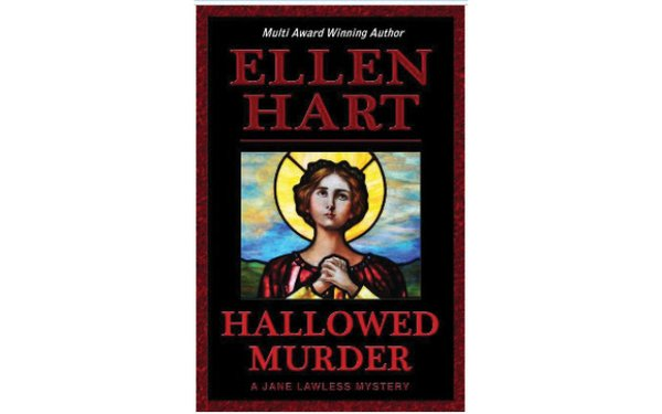 cover of the book Hallowed Murder