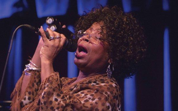 Debbie Duncan singing
