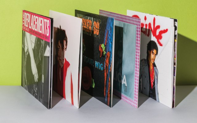 Five albums lined up