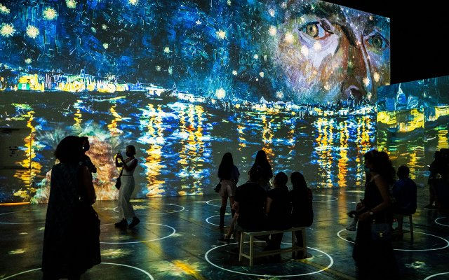 Immersive Van Gogh Minneapolis