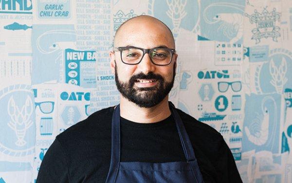 Sameh Wadi Portrait
