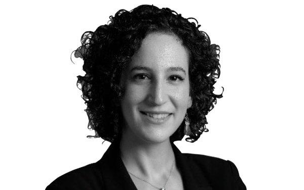 Dr. Sasha Strul portrait