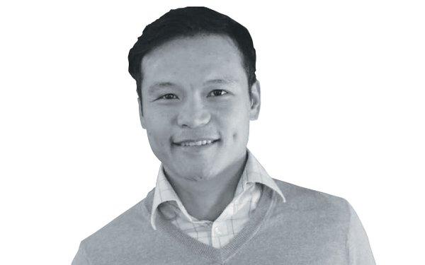 Dr. Cuong Pham portrait