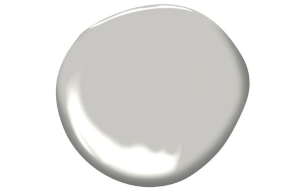 Grey paint drip named Silver chain