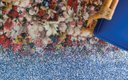 flower floor tiles