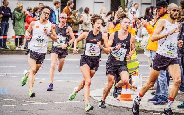runner Meghan Peyton