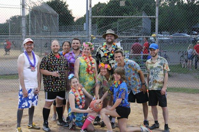 MUSA Twin Cities Kickball
