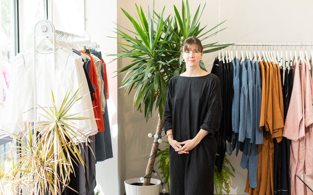 Kathryn Sterner at Winsome Goods