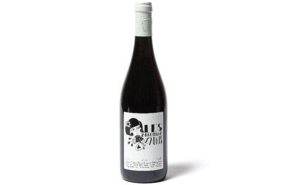Bottle of Julien Pineau wine