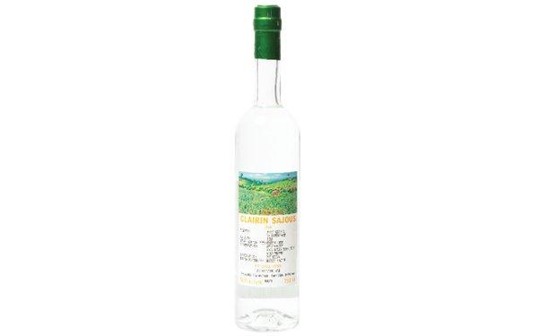 Bottle of Clairin Sajous Wine