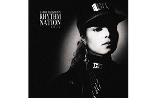 Janet Jackson album cover