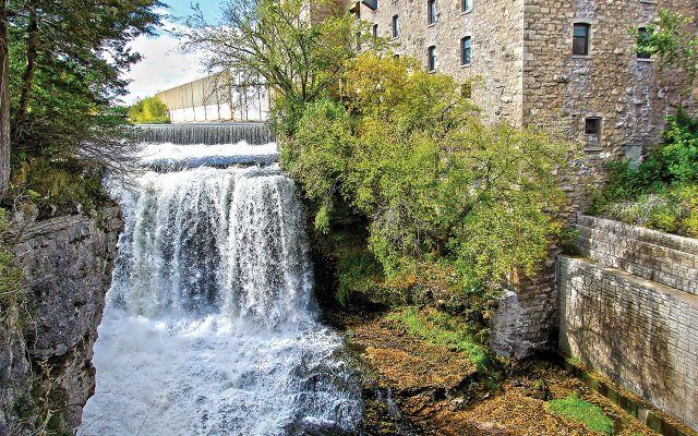 Vermillion Falls in Hastings