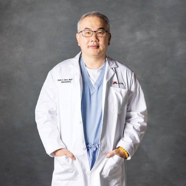 Dr. Clark Chen