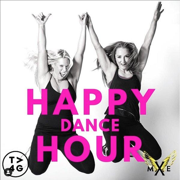 Happy Dance Hour