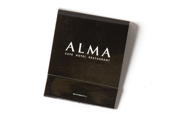 Matchbook from ALMA